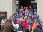 Kinderchor und Chor der Grundschule Langenbrücken (Leitung: Ulrich Brückmann)